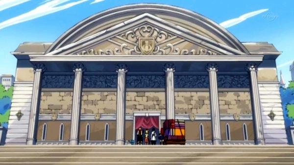 Lieux de Fairy Tail.