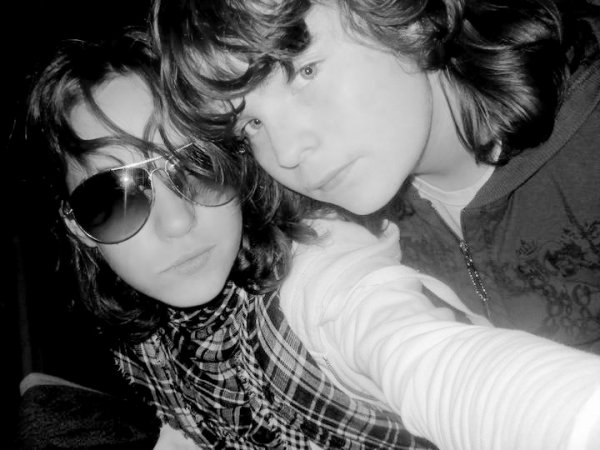 Me and my best friend Caroline :)