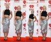 .21 Septembre : Miley était sur le tapis rouge des iHeartRadio Music Festival..