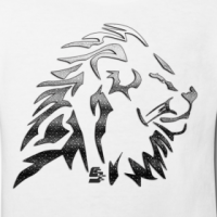 Tshirt Lion Tribal by customstyle