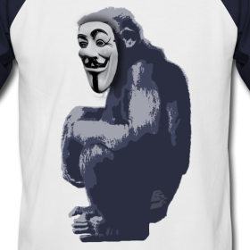 Anonymous Chimps by customstyle