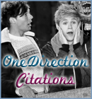 Photo de OneDirection-Citations