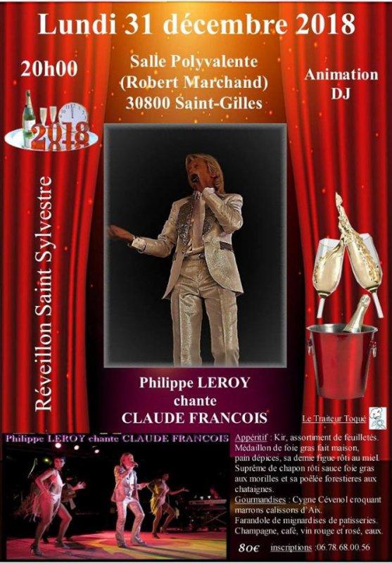SAINT GILLES 30800 LE VRAIS FAUX CLOCLO PHILIPPE LEROY