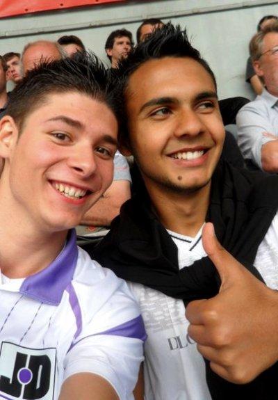Moi et Poto au Stadium ! 8-p