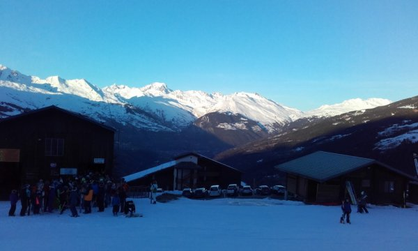 Mont Blanc...