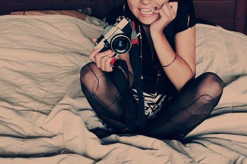 La photographie.  ♥