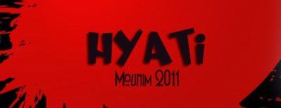 Hyààti --Mounim 2011-- (2011)