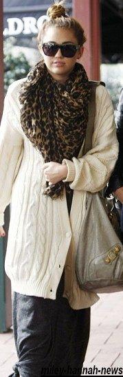 Miley en Australie.