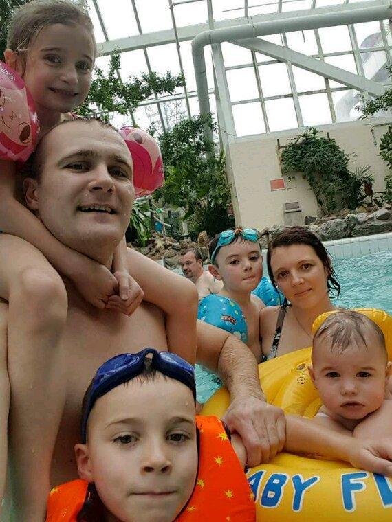 Moi en Vacances en famille