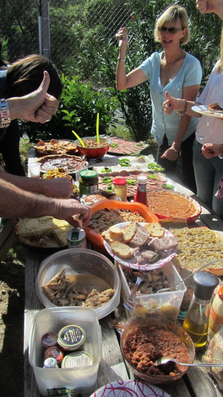 Auberge espagnole du 09.10.2011