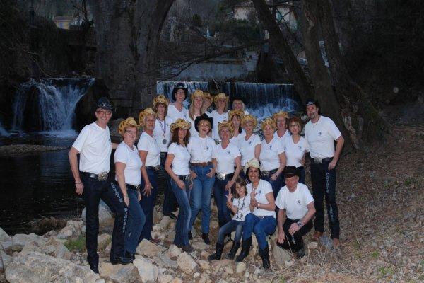 Coyote Dancers saison 2011-2012