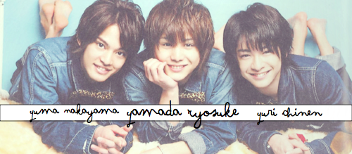-   __________「To RYOSUKE」  __________________________________ biographie des NYC