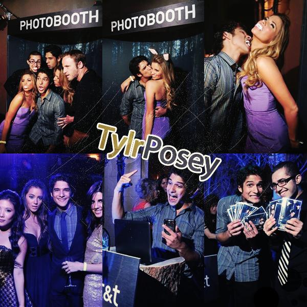T FLASHBACK :  TYLER ETAIT AUX MTV'S TEEN WOLF SERIES PREMIER PARTY LE 25 MAI 2011 P