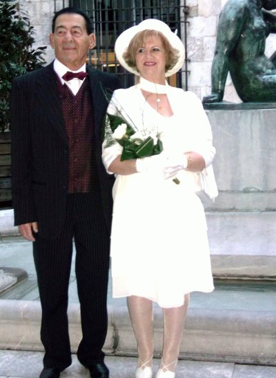 mon mariage à 63 ans