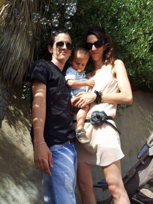 sasha, mon fils et moi