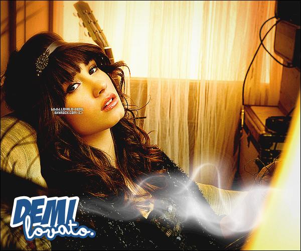 Demi. www.lovalo-demi.skyrock.com ♣ TA SOURCE SUR LA BELLE DEMI LOVATO. . Demi.