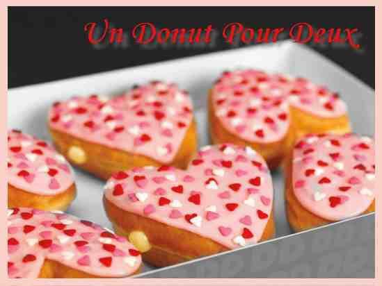 Un Donut Pour Deux