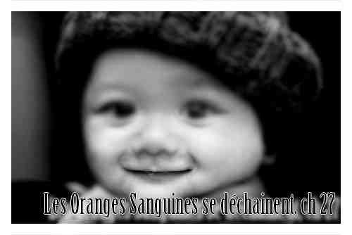 Les Oranges Sanguines se déchainent, chapitre 27