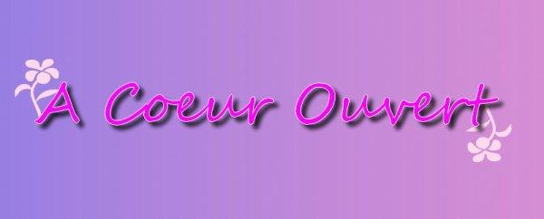 A C½ur Ouvert [OS pour EXO-France-BAP]