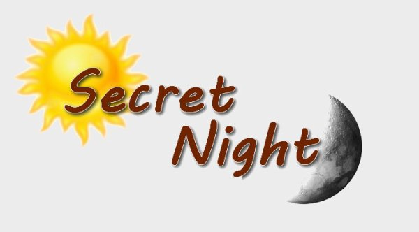 ☀ Secret Night ☾