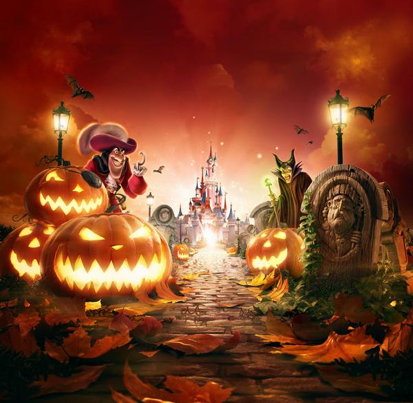 Festival Halloween de Disneyland