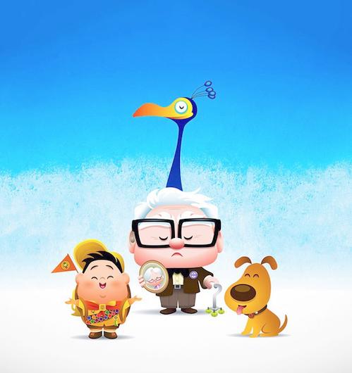 Favorite Pixar