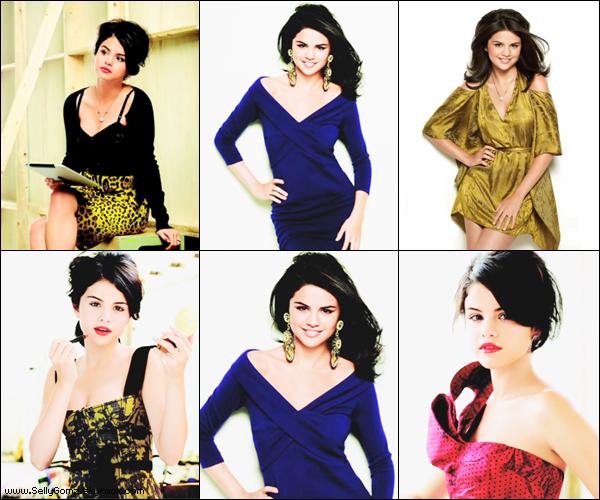 Shoot de Selena fait pour le magazine Latina. Retouché certes, comme pour toutes les stars, mais magnifique quand même.