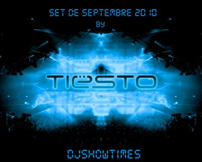SET DE SEPTEMBRE 2010 BY DJSHOWTIMES