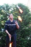 Photo de sapeur-jongleur