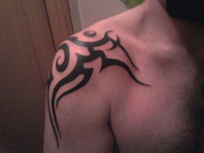 Mon tatouage :D