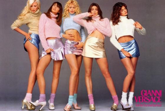 1980 , 1990  Un changement radical dans le look des femmes