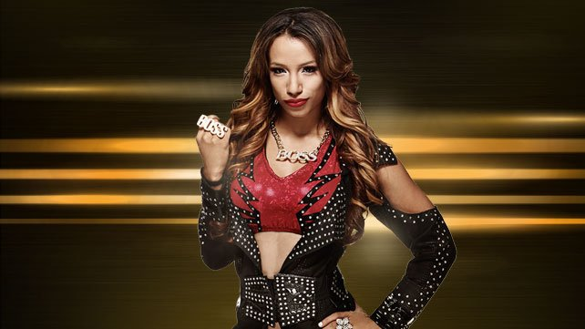 Article 2 : Sasha Banks veut dominer les Divas