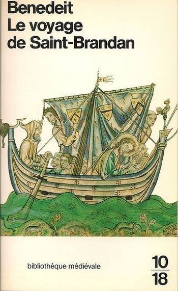 Le Voyage de St-Brandan - Benedeit
