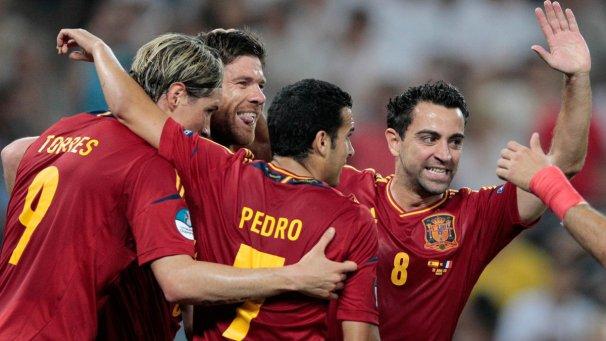 euro 2012 italia - allemagne 2-1 final espagne- italie