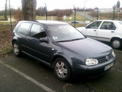 ma new voiture
