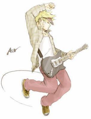 Série Naruto T'es Trop Bow !! >0<