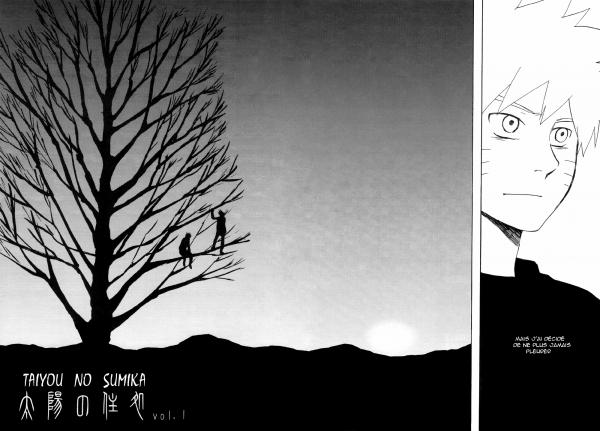 DOUJIN SASUNARU [TAYIOU NO SUMIKA 1]