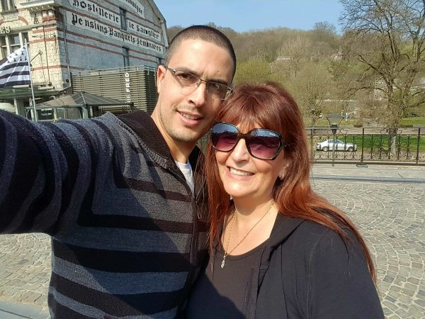 Avec mon mari