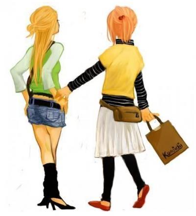 Chapitre 4 : Le shopping d'Ino ou le secret des cheveux de Sakura