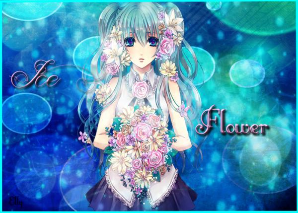 ~ Ice Flower ~