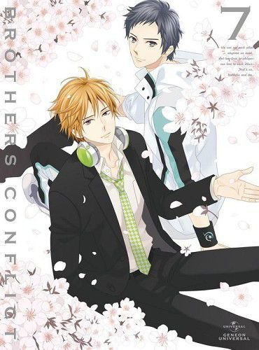 Brothers Conflict OAV + Spécial