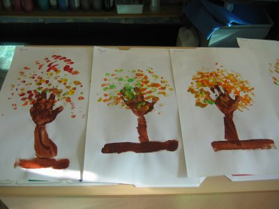 l 39 arbre d 39 automne les activit s d 39 une 2 me maternelle tout au. Black Bedroom Furniture Sets. Home Design Ideas