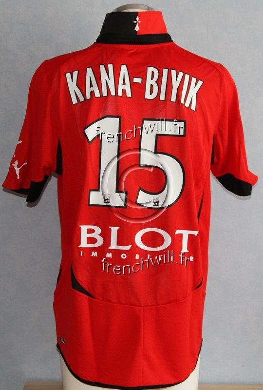 Maillot de Kana-Biyik