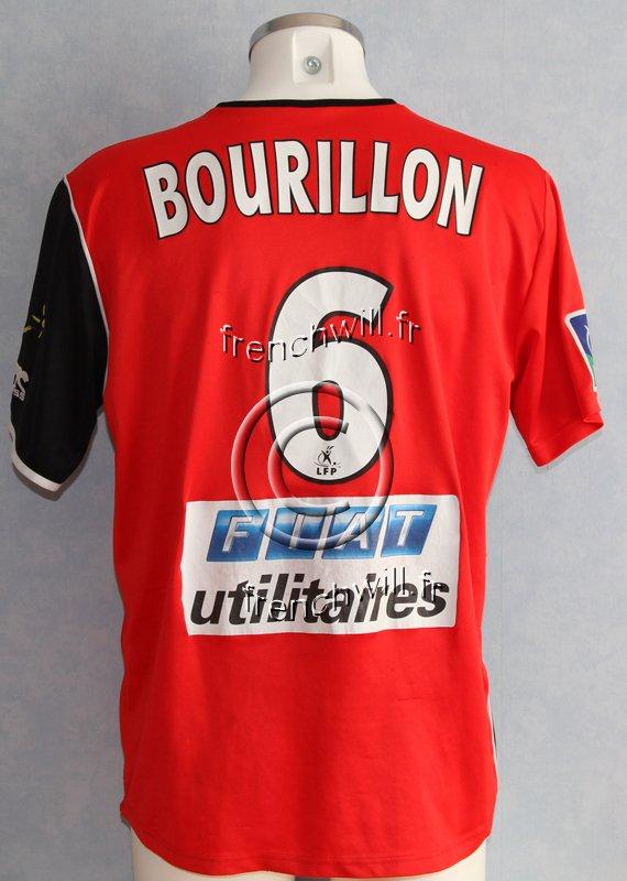 Maillot de Grégory Bourillon