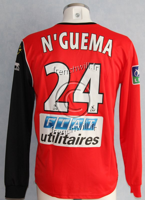 Maillot de Stéphane N'Guéma