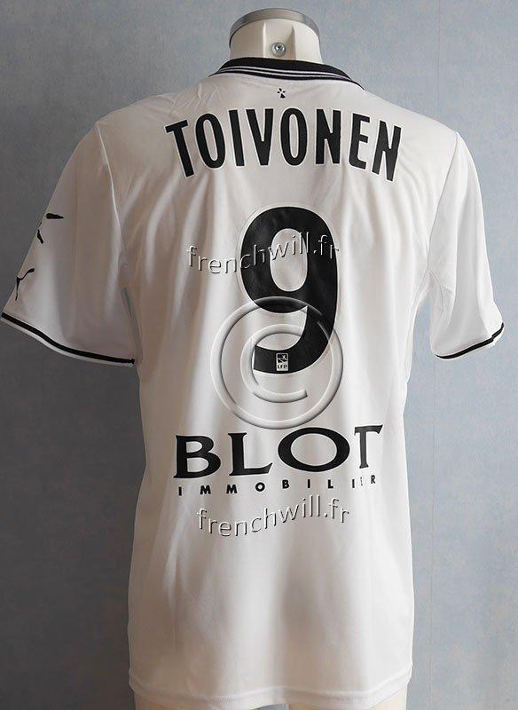Maillot d'Ola Toivonen