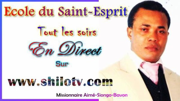 Apôtre Aimé Siongo