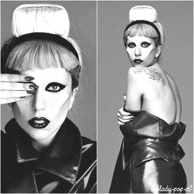 Cee n'est pas la suprise mais juste un Photoshoot de Lady Gaga en attendant la surprise :)