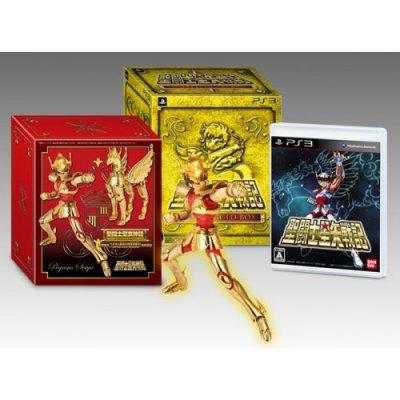 saint seiya (les chevaliers du zodiaque) bientôt sur PS3 .
