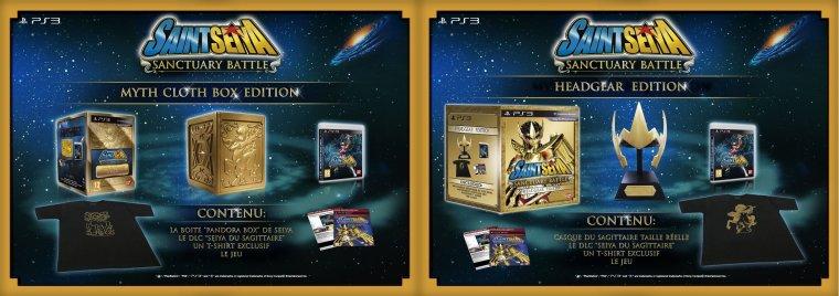 2 nouveaux packs collector.